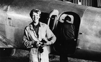 LEGO Amelia Earhart tribute zeldzame