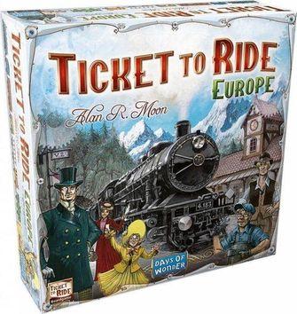 Ticket to Ride bordspel Black Friday