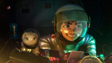 Netflix animatiefilms Over the moon