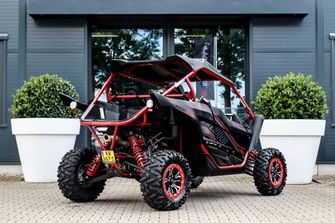 Tweedehands Yamaha YXZ 1000R SS Buggy occasion