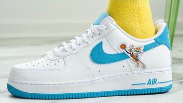 Space Jam Nike Air Force 1, sneakers, first look