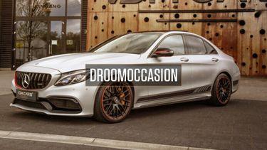 Tweedehands Mercedes-Benz C-Klasse 63 AMG S occasion