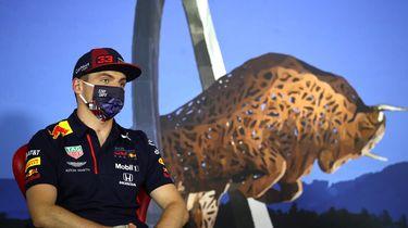 Max Verstappen Formule 1 Oostenrijk