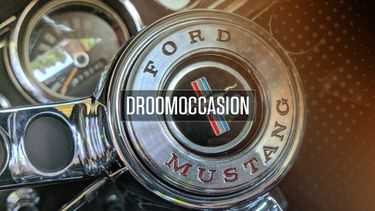 droom occassion, tweedehands, oldtimer, ford mustang, 1965