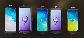 Samsung Galaxy S10 maten