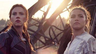 Eerste reacties Black Widow Taskmaster Marvel trailer