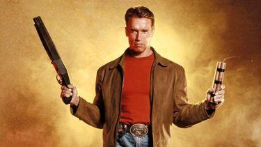 coronavaccin 6 heerlijke Arnold Schwarzenegger 90's-actiefilms voor de kerstvakantie