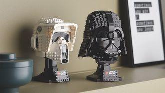 Iconische kunst: LEGO onthult drie nieuwe must-haveStar Wars-sets