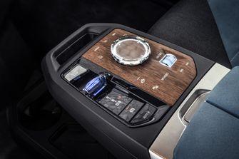 BMW iX, volledig elektrische suv