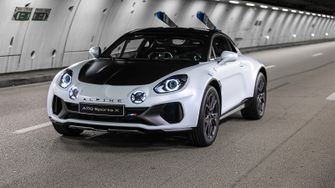 Alpine A110 Sports X, 2020