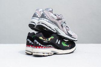 bape x new balance, nieuwe sneakers, week 18, releases, nike playstation 5