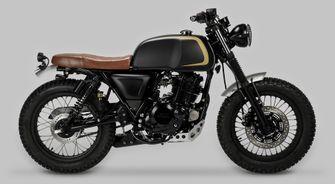 Mutt Motorcycles custom bikes