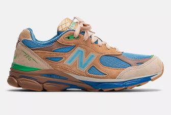 New Balance Made in USA 990v3 x Joe Freshgoods, sneakers, nieuwe releases, week 35