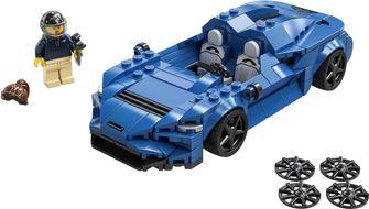 McLaren Elva, LEGO