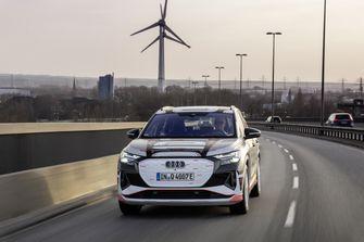 Audi, E-tron, Q4, Elektrische, Auto, EV