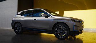 BMW iX, eerste volledig elektrische suv