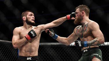 Conor McGregor Khabib Nurmagomedov UFC Twitter ruzie