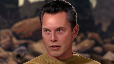 Deepfake Star Trek Elon Musk Jeff Bezos