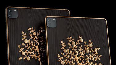 Russisch bedrijf maakt diamanten iPad Pro van 184.000 dollar
