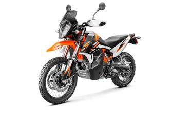 KTM 890 Adventure R Rally 2021 modellen