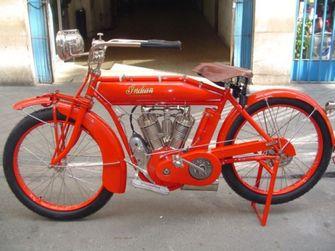 Indian 1912 Regular Model 1000cc