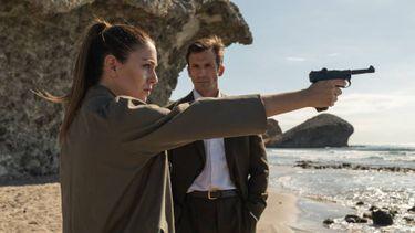 Jaguar Netflix onthult meeslepende serie over meedogenloze nazi-jagers