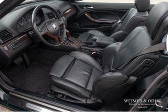 Tweedehands BMW 320ci Cabriolet 2003 occasion