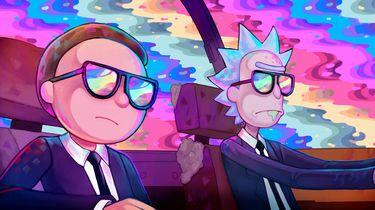 Rick and Morty seizoen 4