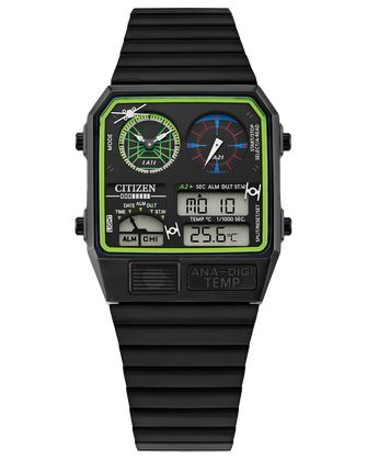 trench run, star wars, horloge, horloges, watch, citizen