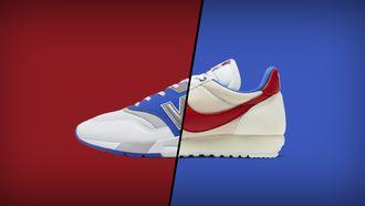 Sneaker nike new balance