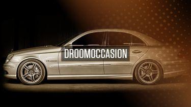 tweedehands Mercedes-Benz E55 AMG, betaalbaar, scherpe prijs, 2003, occasion
