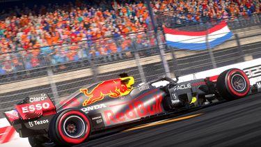 max verstappen, dutch grand prix, formule 1, zandvoort, gewonnen, simulatie, f1 2021