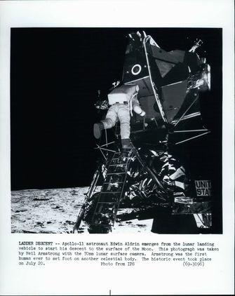 neil armstrong, maanlanding, uitzicht, maan, apollo 11, 1969