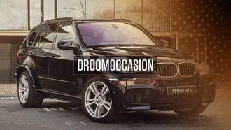 tweedehands, BMW X5M, occasion