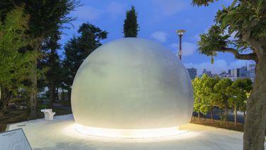 meest hygiënische toilet, japan, kazoo sato, the tokyo toilet project, architectuur, stembediening