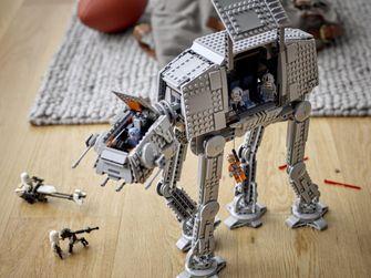 LEGO prime Days korting Star Wars AT-AT