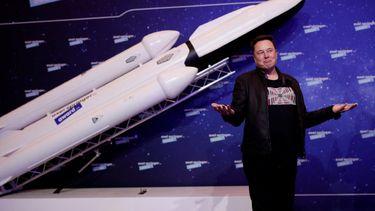 Elon Musk, Mars, SpaceX