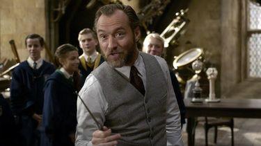 The Secrets of Dumbledore Fantastic Beasts 3 Johnny Depp