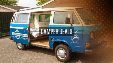 betaalbare campers
