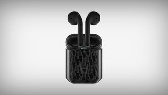Apple AirPods Zwart