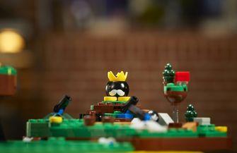 LEGO lanceert iconisch Super Mario 64-vraagtekenblok (en er zit wat in)