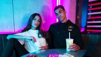 BALR. x McDonalds outfit, winnen, hoodie, sneakers, mannen, vrouwen