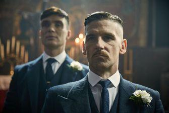 Netflix strikt makers Peaky Blinders en Stranger Things voor oorlogsserie