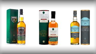 Ierse whiskey whisky whiskey's Ierland