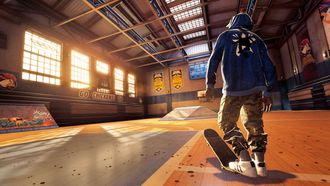 tony hwak pro skater, playstation 4, xbox one