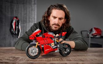 Amazon Prime Days Afbeelding: LEGO / Ducati)