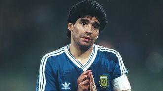maradona overleden, voetbalwereld rouwt