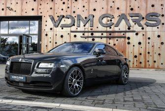 Tweedehands Rolls-Royce Wraith Rapper Boef occasion