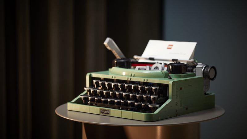 LEGO typemachine Ideas