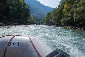 raften, montenegro, actieve vakantie